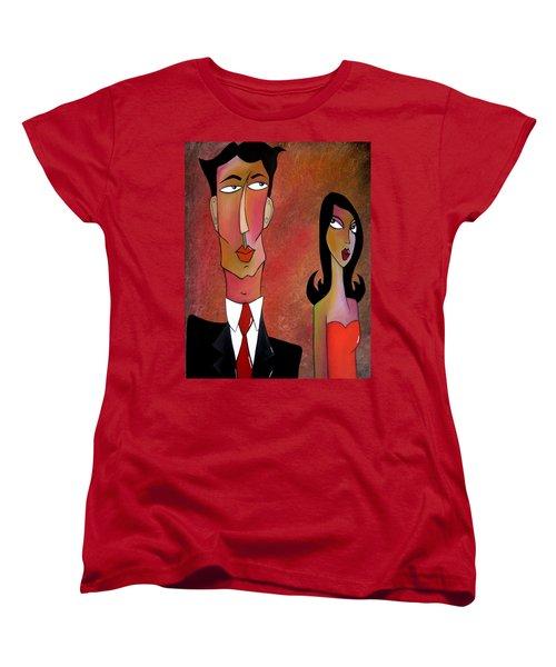 A Matter Of Time Women's T-Shirt (Standard Cut) by Tom Fedro - Fidostudio