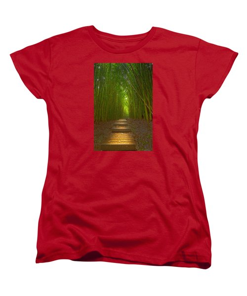 A Path Less Traveled Women's T-Shirt (Standard Cut)