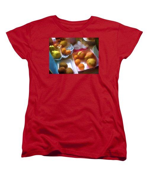 Women's T-Shirt (Standard Cut) featuring the photograph A Still Life # 25 by Vladimir Kholostykh