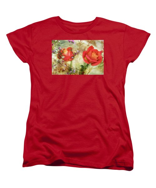 A Treasure Women's T-Shirt (Standard Cut) by Joan Bertucci