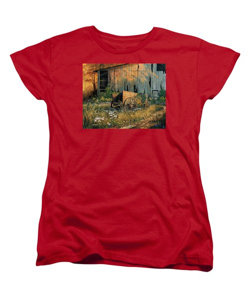 Abandoned Beauty Women's T-Shirt (Standard Cut)