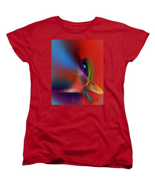 Abstract 042612a Women's T-Shirt (Standard Cut)
