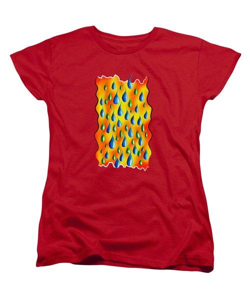 Greoforio V3 - Pure Rain Women's T-Shirt (Standard Fit)