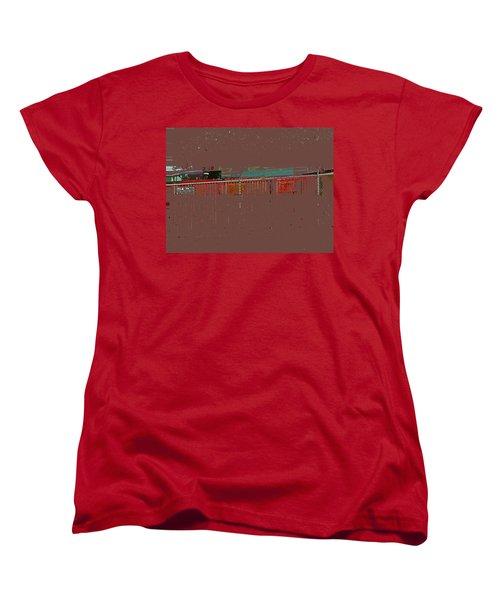 Abstract For Viv Women's T-Shirt (Standard Cut)