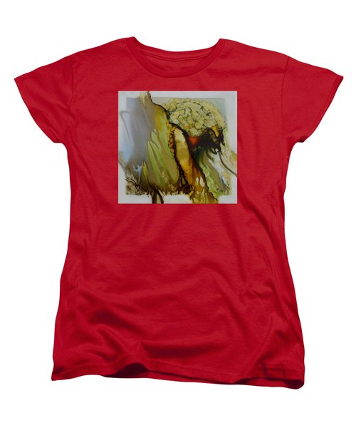 Abstract X Women's T-Shirt (Standard Cut) by Joanne Smoley