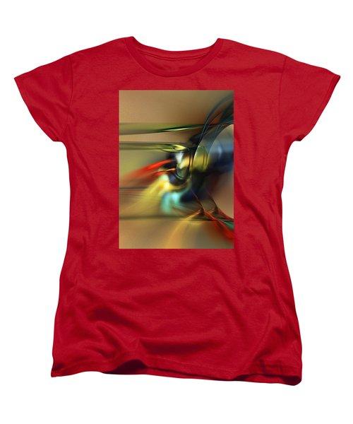 Abstraction 022023 Women's T-Shirt (Standard Cut)