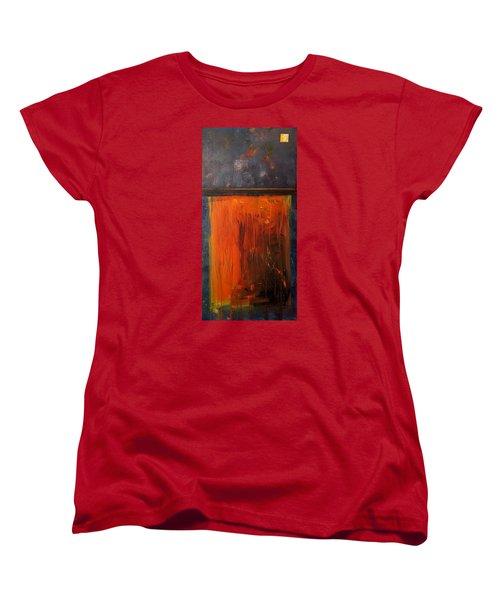 African Dance Women's T-Shirt (Standard Cut) by Theresa Marie Johnson