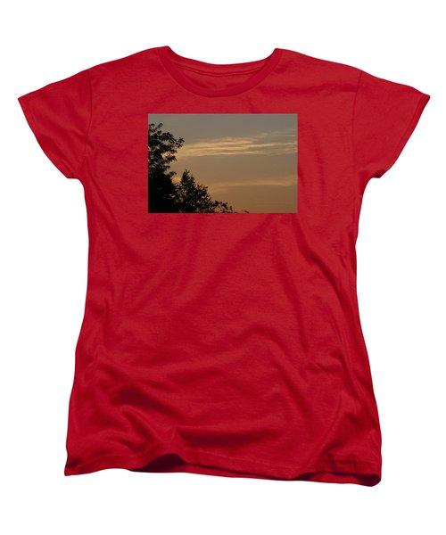 After The Rain Women's T-Shirt (Standard Cut) by Paul SEQUENCE Ferguson             sequence dot net