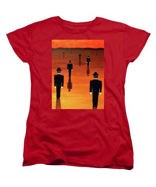Agents Orange Women's T-Shirt (Standard Cut)