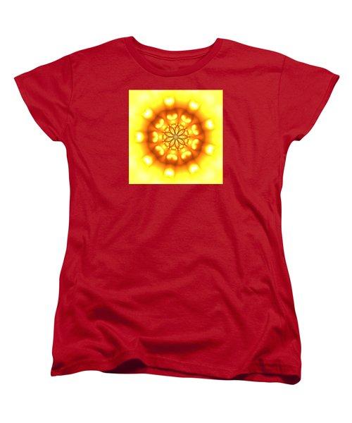 Ahau 9.3 Women's T-Shirt (Standard Cut) by Robert Thalmeier