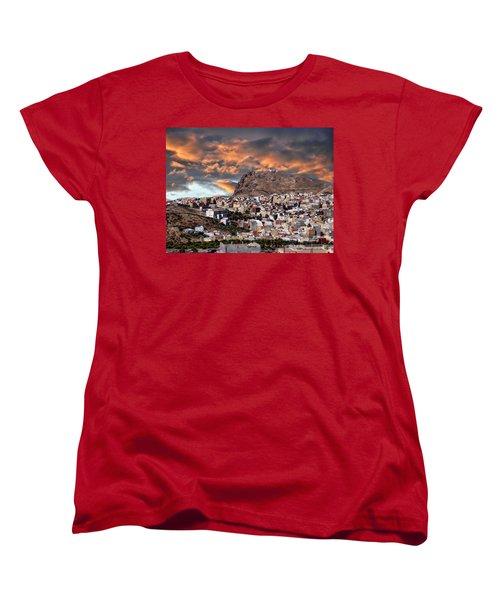 Al Hoceima - Morocco Women's T-Shirt (Standard Cut) by Anthony Dezenzio