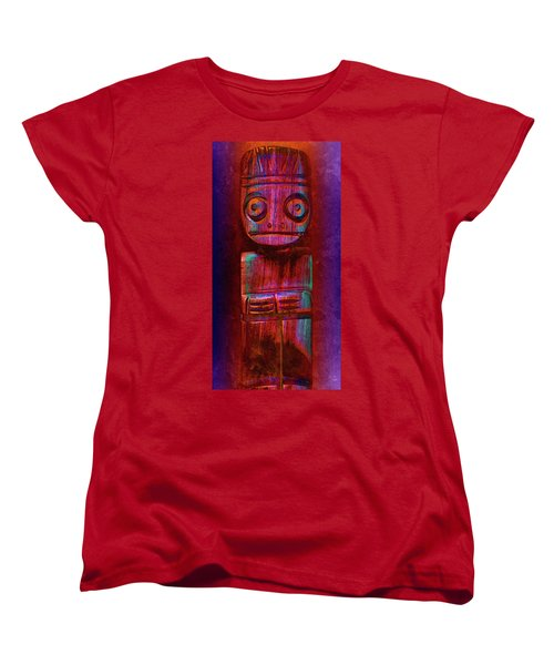 Women's T-Shirt (Standard Cut) featuring the photograph Altered State by WB Johnston