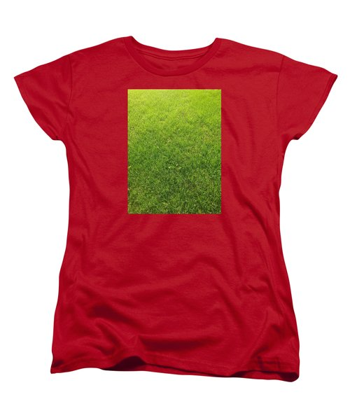 Always Greener Women's T-Shirt (Standard Cut)