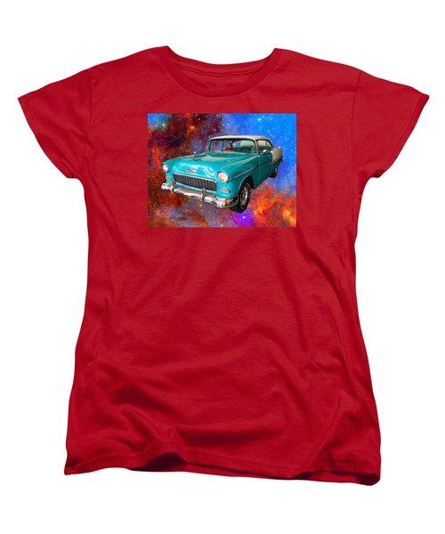 American Jewel  Women's T-Shirt (Standard Cut) by Carlos Avila