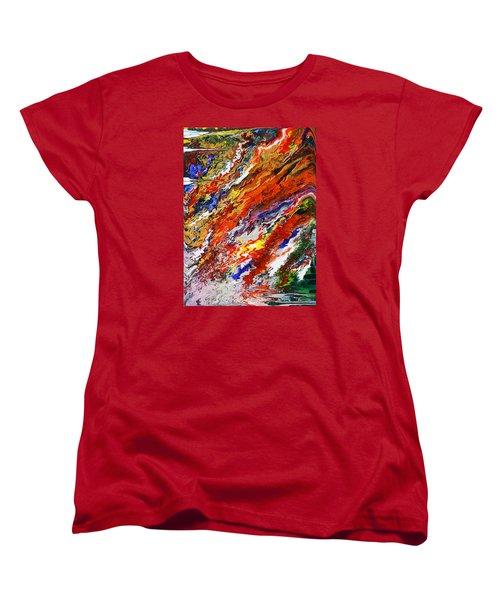 Amplify Women's T-Shirt (Standard Cut) by Ralph White