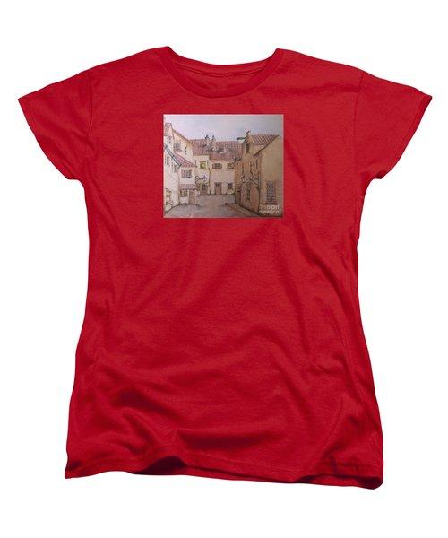 An Ode To Charles Dickens  Women's T-Shirt (Standard Cut)