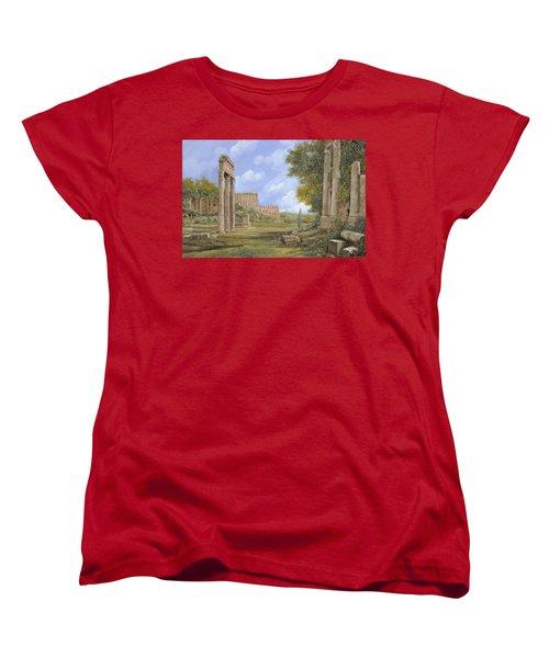 Anfiteatro Romano Women's T-Shirt (Standard Fit)