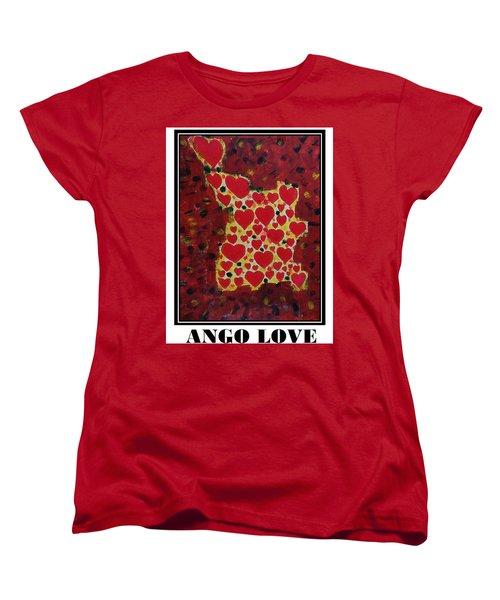 Ango Love Women's T-Shirt (Standard Cut)