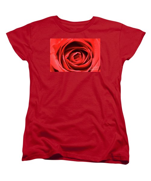 Women's T-Shirt (Standard Cut) featuring the photograph Anonymously Deliverred by Stephen Mitchell