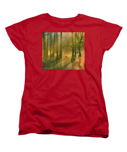 Another Day Women's T-Shirt (Standard Cut) by Tim Fitzharris