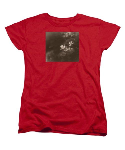 Apple Blossom 1 Women's T-Shirt (Standard Cut) by Simone Ochrym