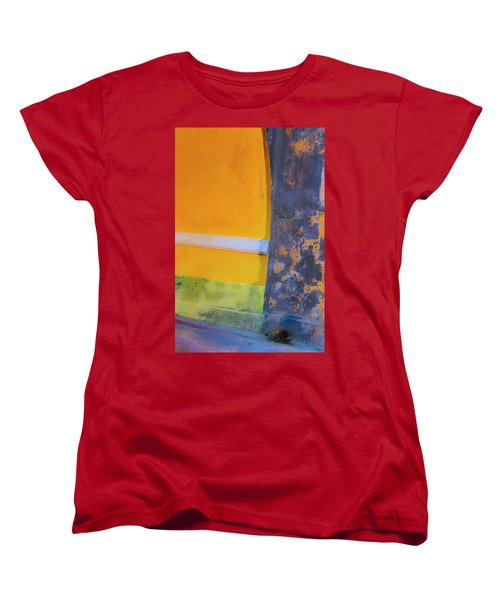 Archway Wall Women's T-Shirt (Standard Cut) by Stephen Anderson