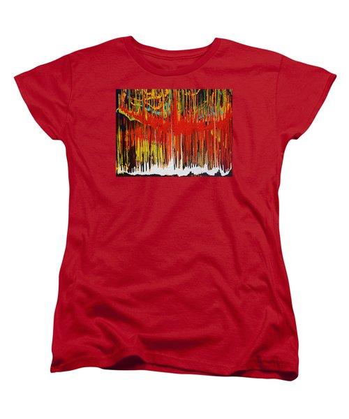 Ascension Women's T-Shirt (Standard Cut) by Ralph White