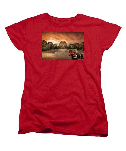 Assignation Women's T-Shirt (Standard Cut) by Marty Garland