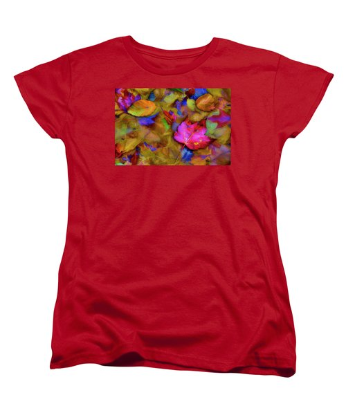 Autumn Breeze Women's T-Shirt (Standard Cut) by Paul Wear