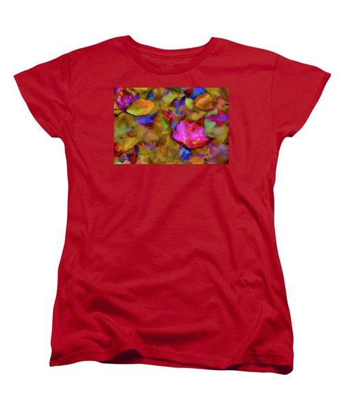 Autumn Breeze Women's T-Shirt (Standard Cut)