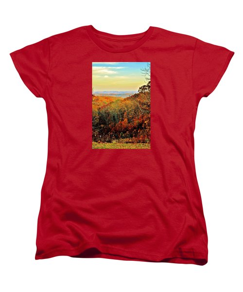 Autumn Glory Women's T-Shirt (Standard Cut)
