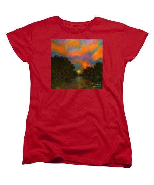 Awaken The Dream Women's T-Shirt (Standard Cut) by Alison Caltrider