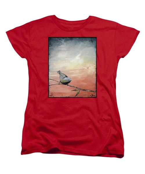 Awakening Women's T-Shirt (Standard Cut) by Carolyn Doe