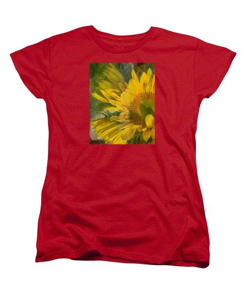 Awash In Sun Women's T-Shirt (Standard Cut) by Arlene Carmel