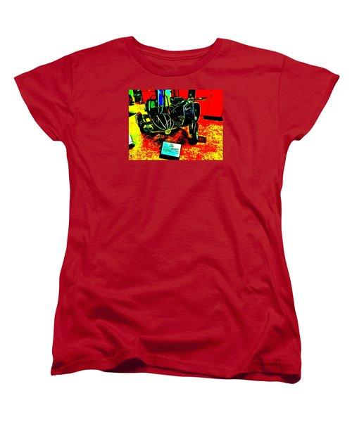 Bahre Car Show II 33 Women's T-Shirt (Standard Cut) by George Ramos