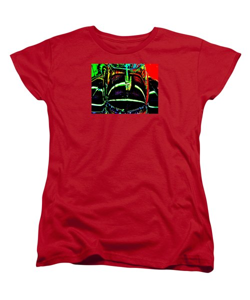 Bahre Car Show II 41 Women's T-Shirt (Standard Cut) by George Ramos