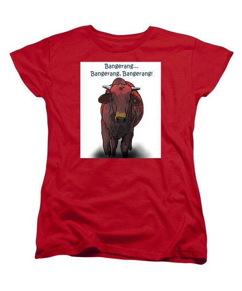 Bangerang Women's T-Shirt (Standard Fit)