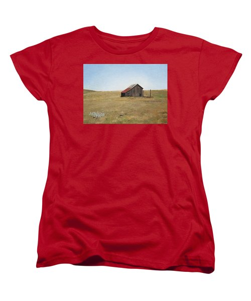 Barn Women's T-Shirt (Standard Cut) by Joshua Martin