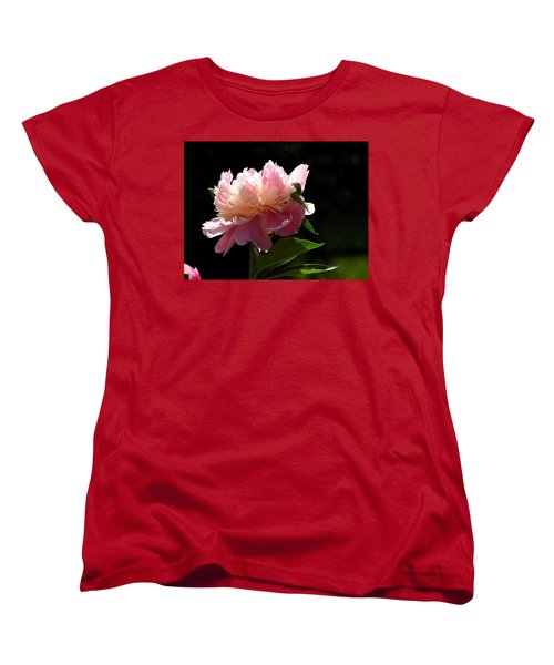 Women's T-Shirt (Standard Cut) featuring the photograph Basking In The Sun by Betty-Anne McDonald