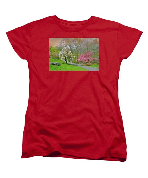 Women's T-Shirt (Standard Cut) featuring the photograph Be True To Yourself by Diana Angstadt