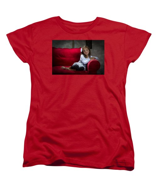 Beauty Women's T-Shirt (Standard Cut) by Kevin Cable