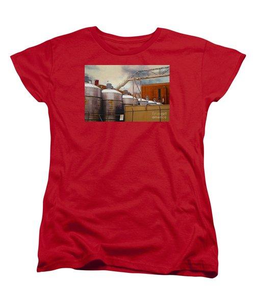 Beer Women's T-Shirt (Standard Cut) by David Blank