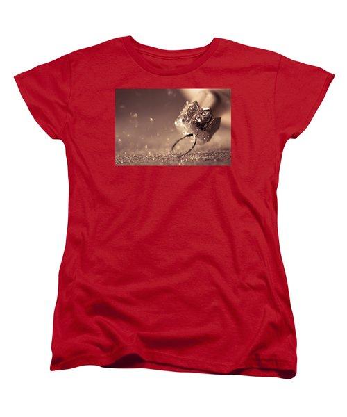 Believe In The Magic Women's T-Shirt (Standard Cut) by Yvette Van Teeffelen