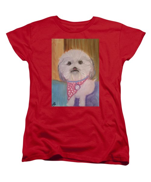 Bella Baby Women's T-Shirt (Standard Cut) by Carol Duarte