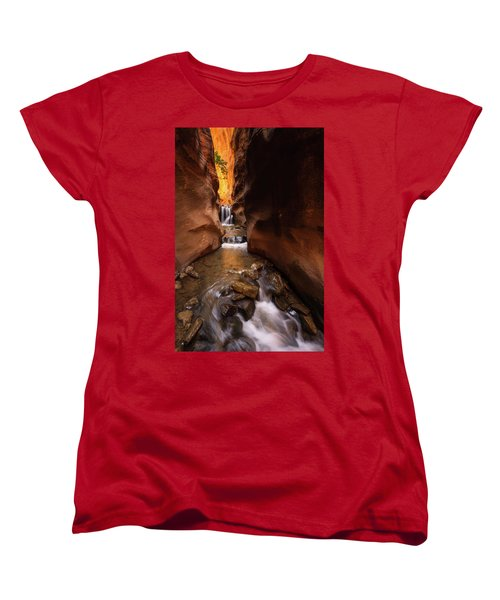 Women's T-Shirt (Standard Cut) featuring the photograph Beloved by Dustin LeFevre