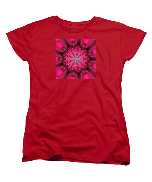 Ben 9 Beats 2 Women's T-Shirt (Standard Cut) by Robert Thalmeier