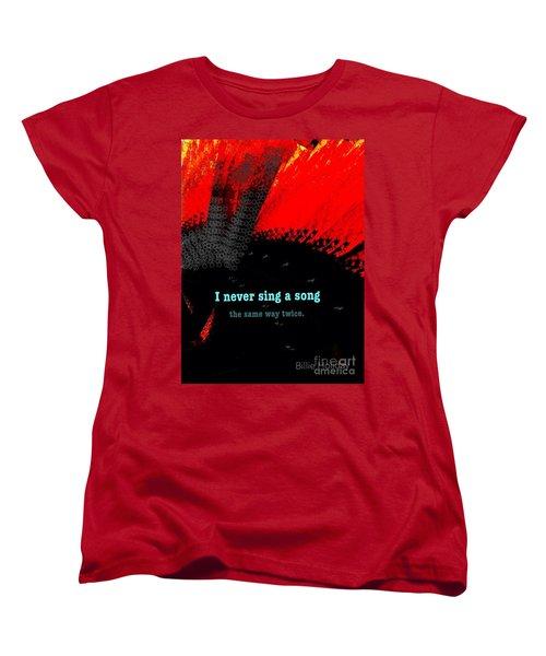 Billie Women's T-Shirt (Standard Cut)