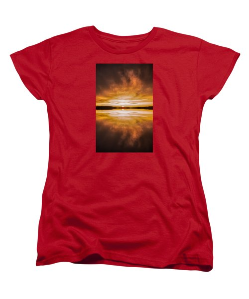 blessed Sight Women's T-Shirt (Standard Cut) by Rose-Maries Pictures
