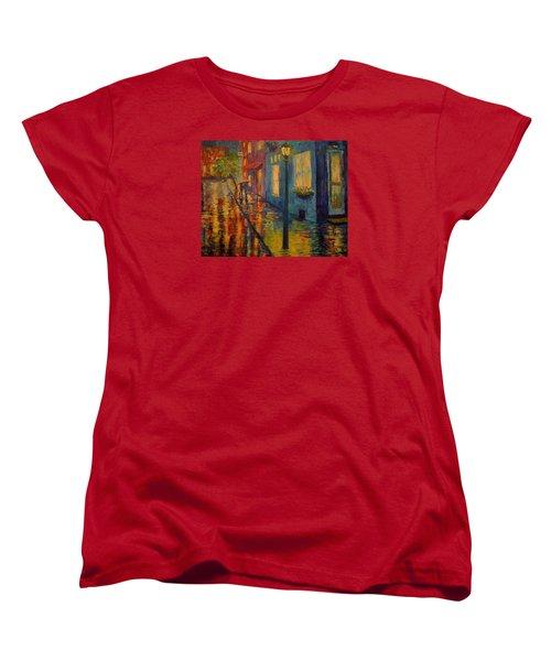 Bliss Women's T-Shirt (Standard Cut) by Dorothy Allston Rogers