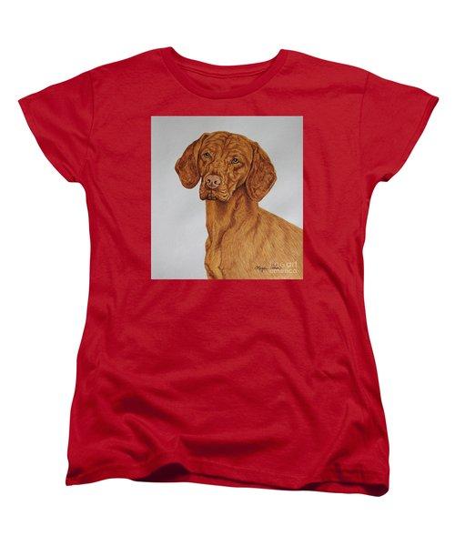 Boomer The Vizsla Women's T-Shirt (Standard Fit)